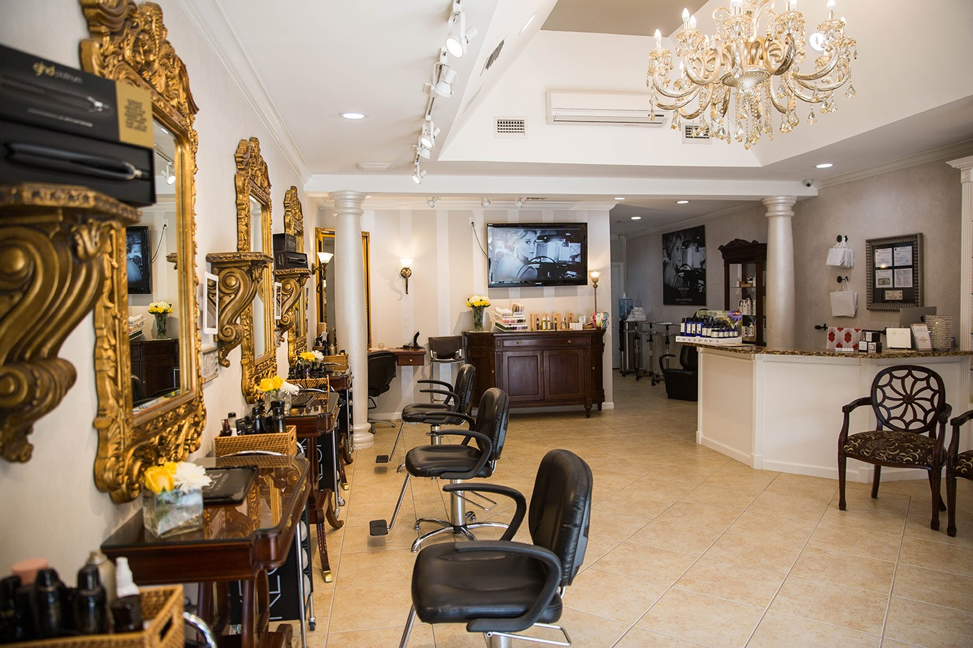 Hair Salon Studio